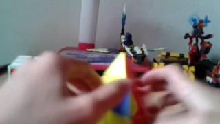 Hướng dẫn Giải rubik tam giác