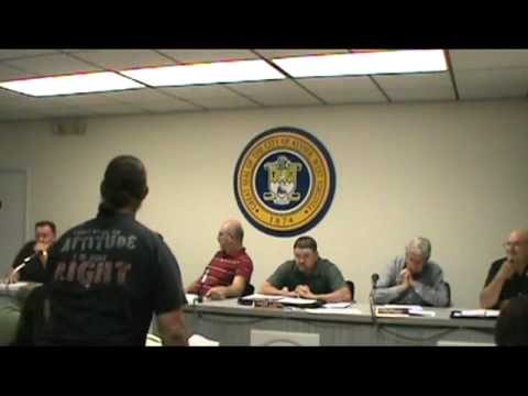 Keyser: City Council Meeting - Citizens Vs. City
