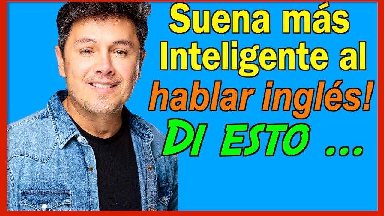 Download Palabras en Inglés para escucharte más Inteligente!