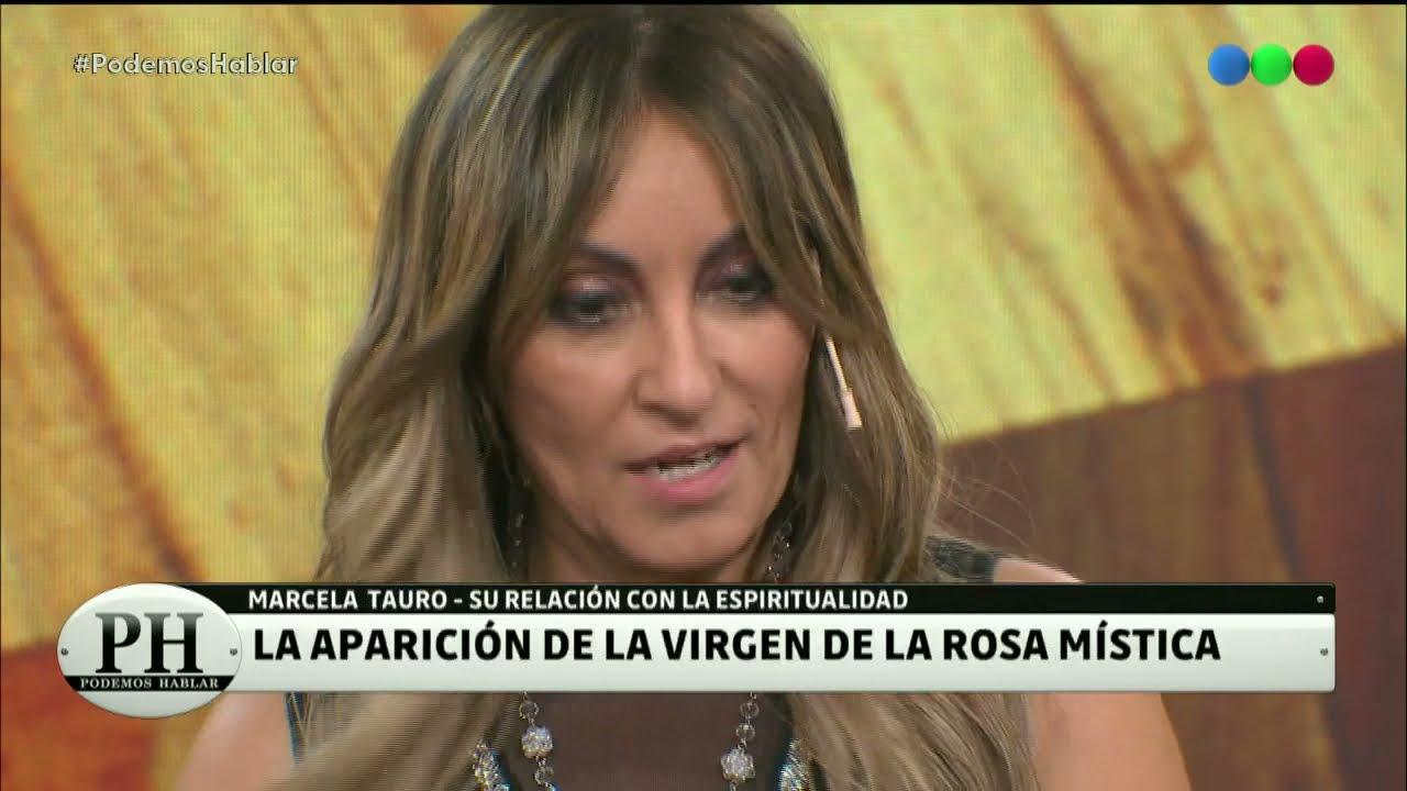 Marcela Tauro cuenta su experiencia espiritual con un médium - Podemos Hablar 2021