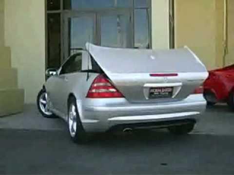 Mercedes-Benz SLK-Class SLK230 Convertible