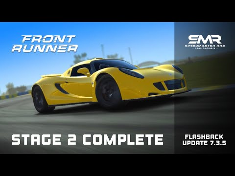 Real Racing 3 Front Runner Stage 2 Complete Upgrades 0000000