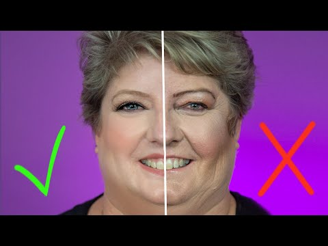 Mature Skin Makeup Do's and Don'ts!!
