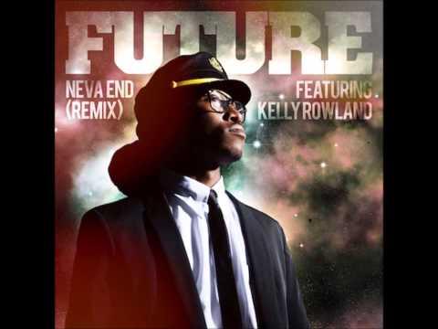 Future Feat Kelly Rowland - Neva End (Remix) (Acapella) | 135 BPM