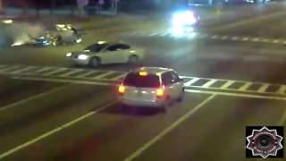 Ocoee Police Officer Runs Red Light at 90MPH is cited by Florida Highway Patrol