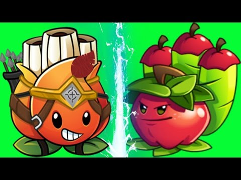 Premium Plants vs Zombies Army | Plants vs Zombies 2 (PvZ 2)