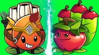 Premium Plants vs Zombies Army | Plants vs Zombies 2 (PvZ 2)