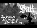 Salt & Sanctuary: All Bosses   No Damage/No Blocking   Challenge Run