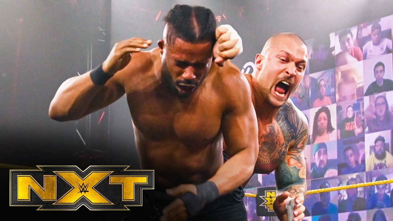 "Karrion Kross w/Scarlett vs. Ashante ""Thee"" Adonis: WWE NXT, Jan. 20, 2021"