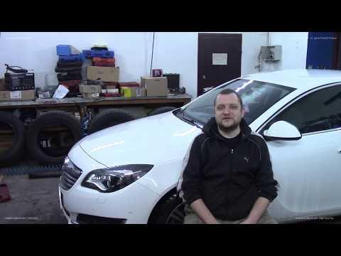 ELM327 против троящей Opel Insignia Turbo