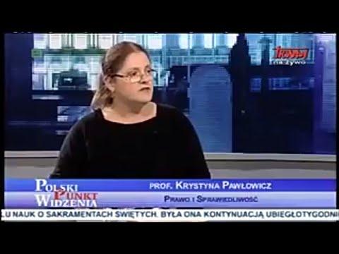 Krystyna Pawłowicz o WOŚP w TV TRWAM