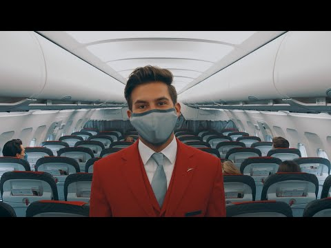 Austrian Airlines Measures For Safe Air Travel
