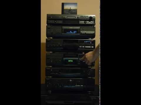 My Technics Audio System