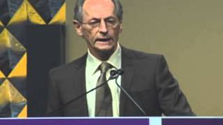 Michael Marmot speaks at the APHA 141st Annual Meeting in Boston (Part 1)