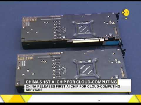 China's first AI chip released for cloud-computing