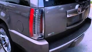 2012 Cadillac Escalade ESV Denton TX
