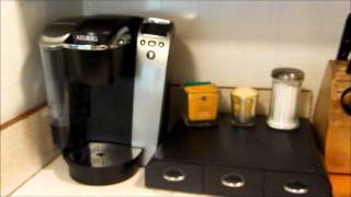Our  Keurig Coffee Bar Thumbnail