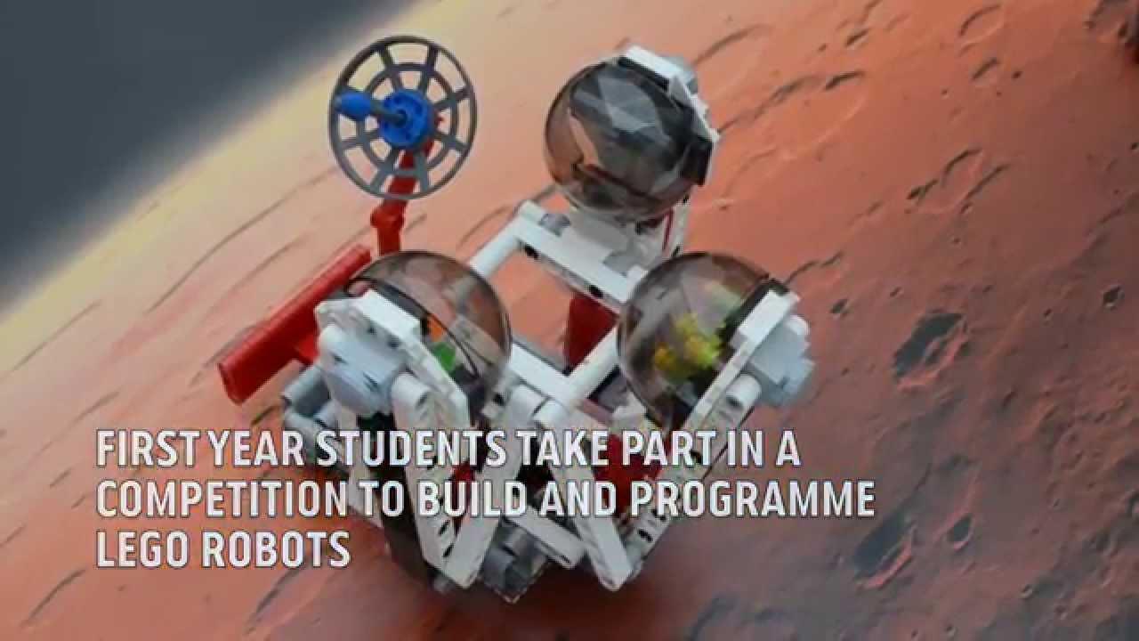LEGO Mindstorm Competition