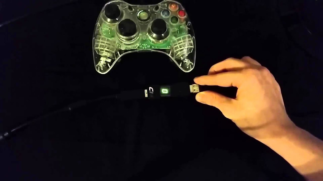 how to use ps4 controller on xbox 360 without cronusmax