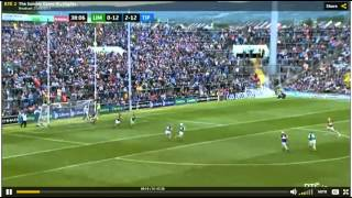 Limerick vs Tipperary Munster Hurling Semi-Final Championship 2015