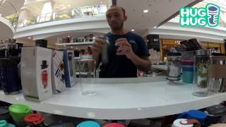 Обзор бутылок для воды с ситечком Asobu