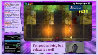 Guacamelee! Gold Edition Normal Any% Speedrun 38:07 (34:20 in-game)