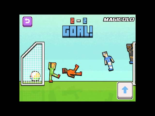 Soccer Physics - Funny Games - iPhone app 2014