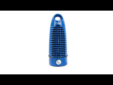 Chillout 2speed Mini Tower Fan Youtube