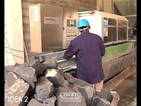 IDEA 2 - Lovato Technology - Macchine Per Taglio Pietra