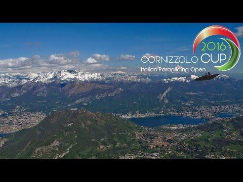Italian Paragliding Open 2016 - Task1