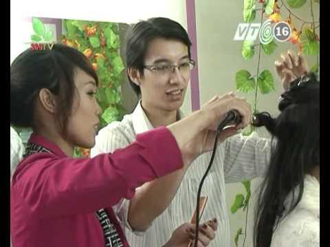 Kỹ thuật bới tóc chuyên nghiệp - P.2
