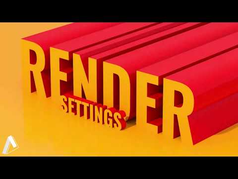 3ds Max   Arnold Render Settings