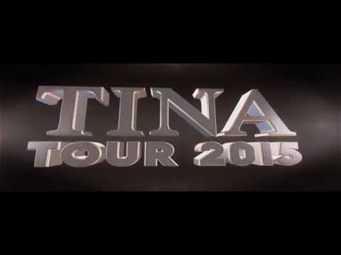 TINA TOUR UK 2015