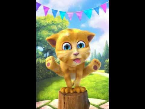Feliz cumpleaños a mi gato virtual