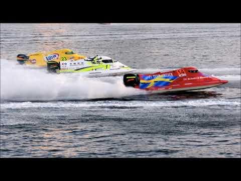 F1H2O UIM World Championship – Grand Prix Of Sharjah, UAE