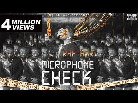RAFTAAR - MICROPHONE CHECK | BAR'ISH EP | Official Music Video