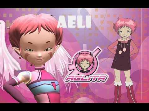 Code Lyoko Characters Part1 Youtube