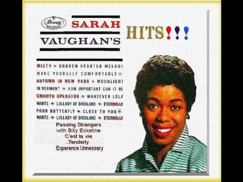 Sarah Vaughn's Golden Hits for Valerie - Album