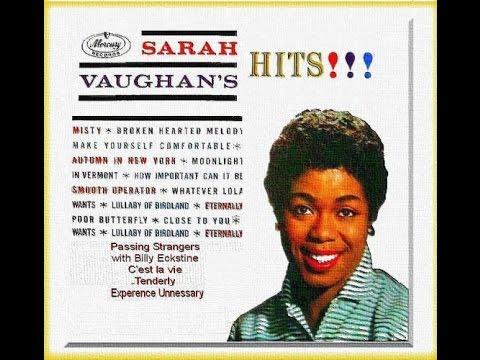 Sarah Vaughn's Golden Hits for Valerie - Album
