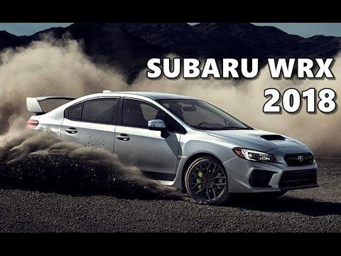 2018 Subaru WRX In Action