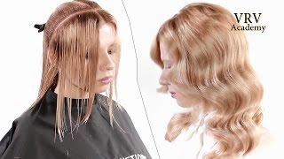 Стрижка Волос с Градуировкой ✂ Стрижка на длинные волосы ✂ Как подстричь