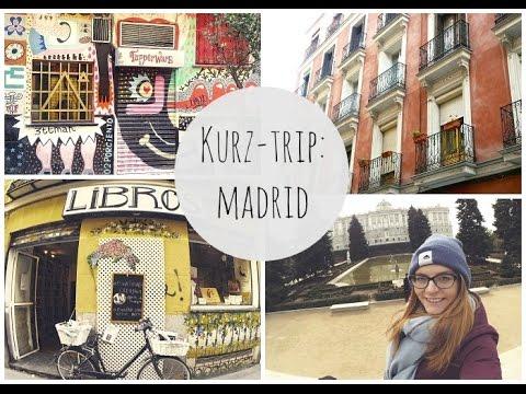 Kurz-Trip: Madrid