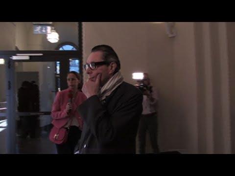 Stockholm: procès de Jean-Claude Arnault, jugé pour viols