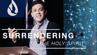 Surrendering to the Holy Spirit