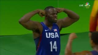vuclip USA vs Australia | Full Game Highlights | Rio 2016 Olympics Basketball | Group A