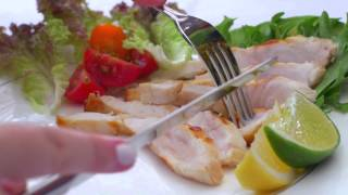 World First Naturally Wild TV Ad - Australian Crocodile Tail Steak