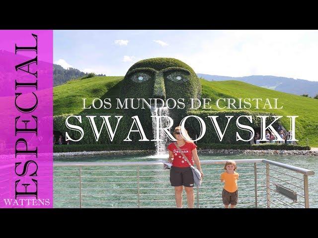 Los Mundos de Cristal Swarovski de Wattens | Austria #6