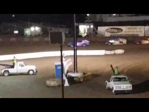 Santa Maria Speedway 4/18/2015 Heat Race