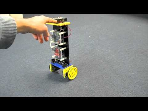 Self Balancing Robot Arduino Mpu6050 First Tuning