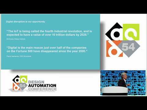 DAC 2017 | Keynote: The Age of Digital Transformation
